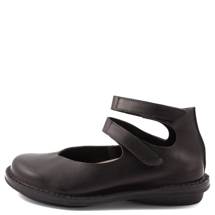 Trippen, Vision f Closed Women's Slip-on Shoes, black Größe 41