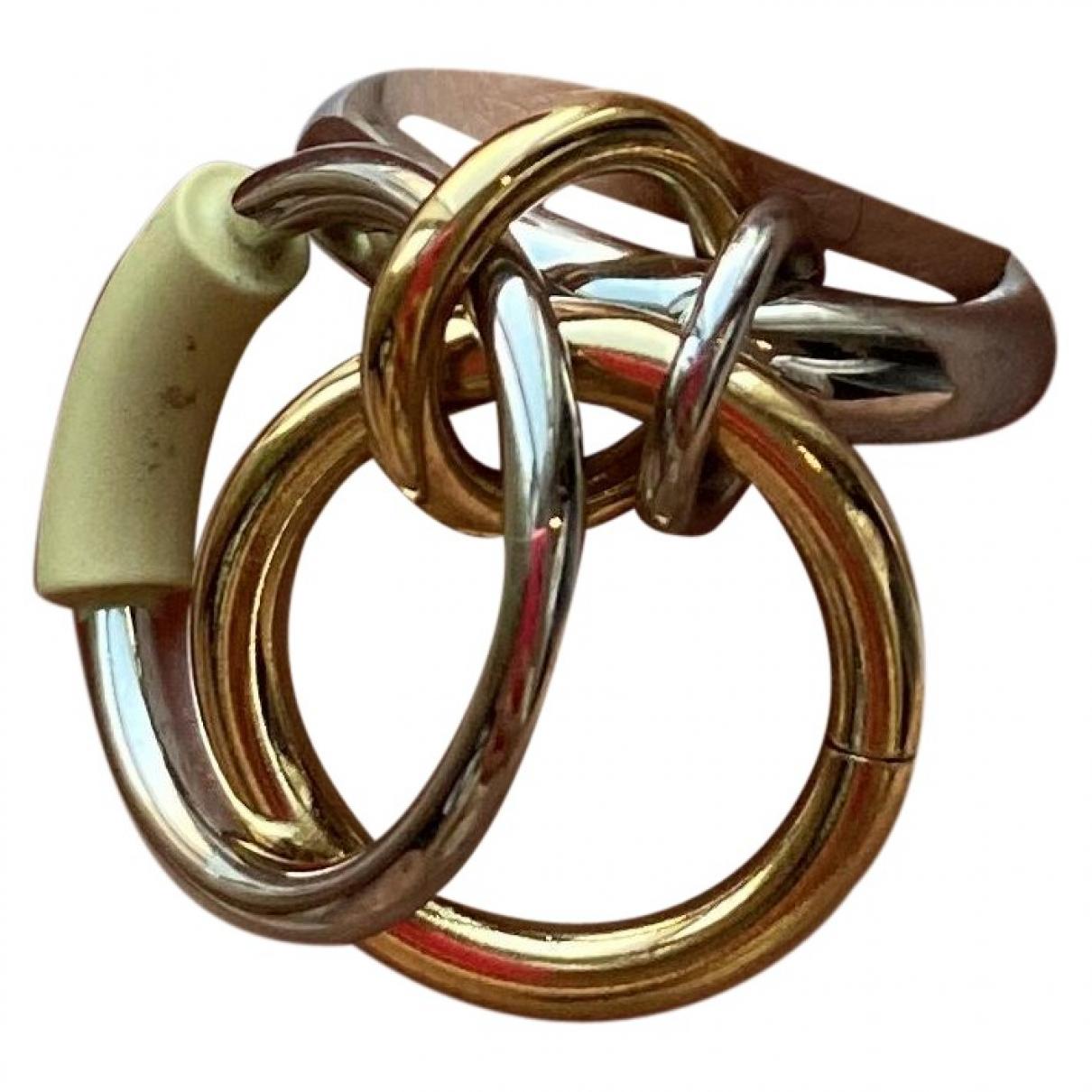 Chloé \N Multicolour Metal ring for Women 54 EU