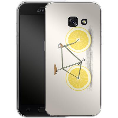 Samsung Galaxy A3 (2017) Silikon Handyhuelle - Zest von Florent Bodart