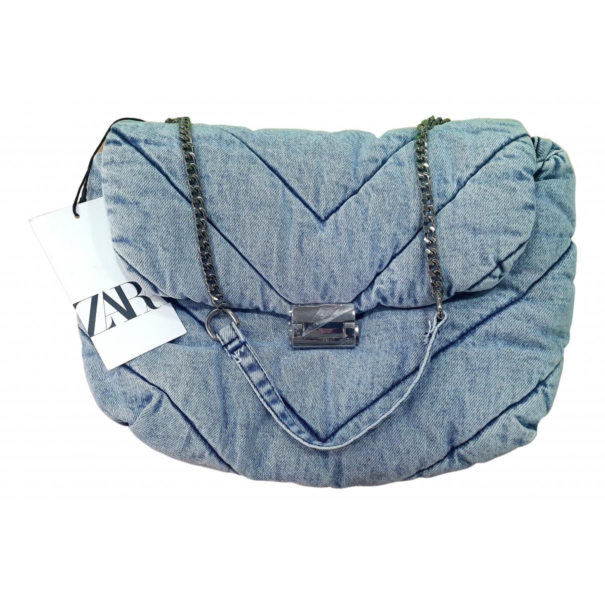 Zara N Blue handbag for Women N