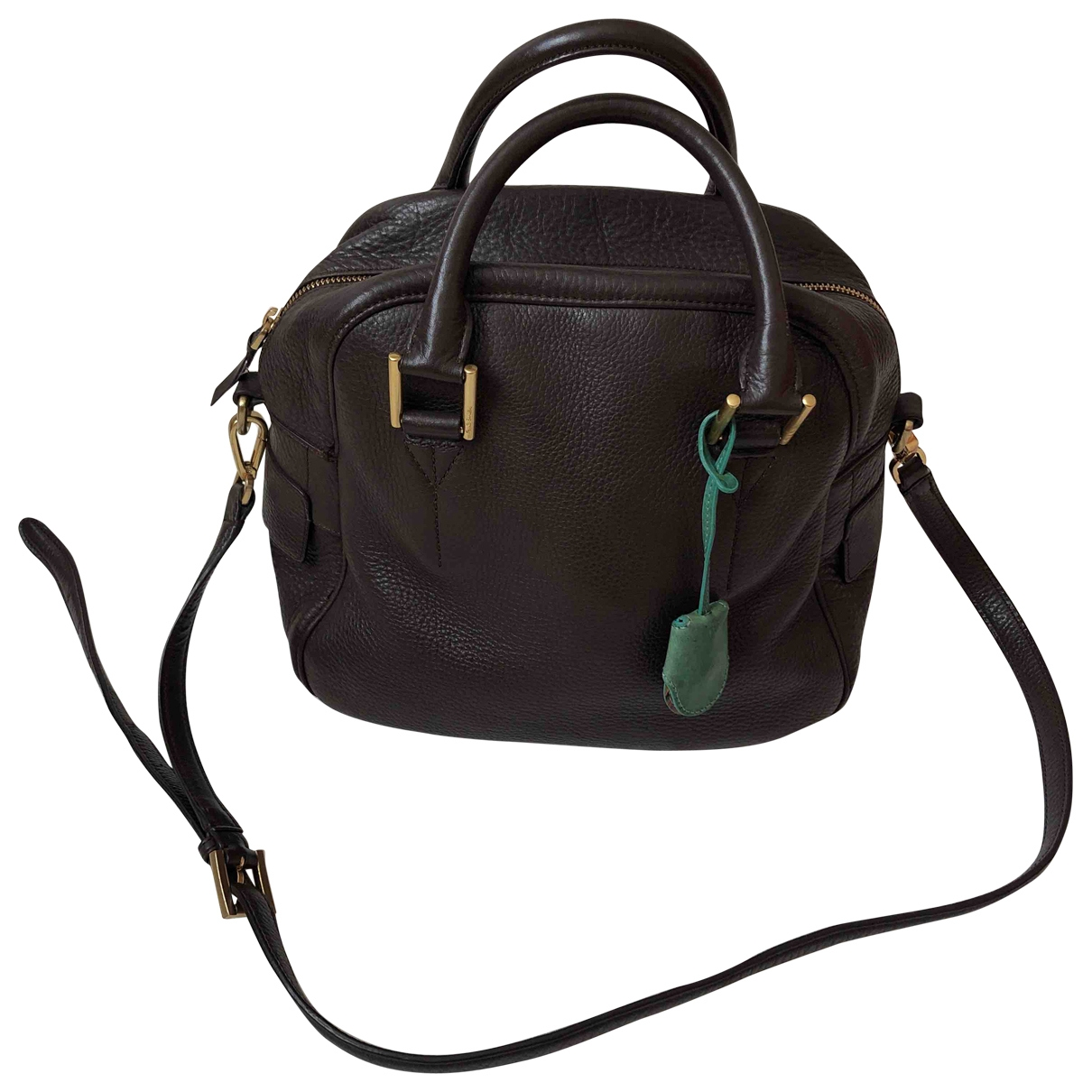 Paul Smith \N Handtasche in  Braun Leder