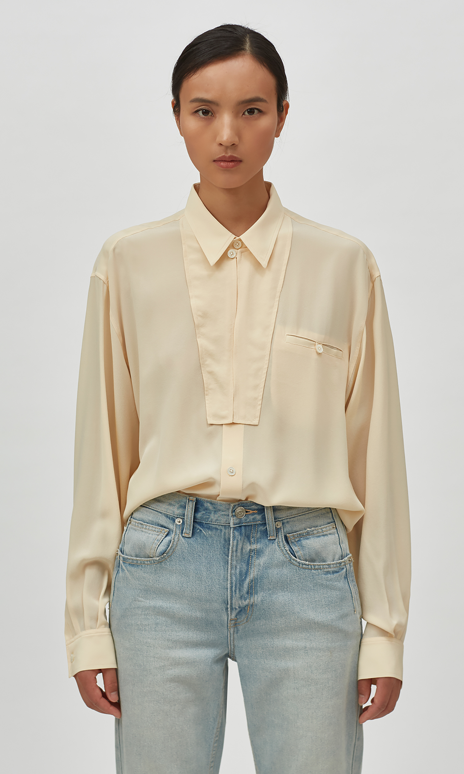 Archive 3 Silk Shirt by Equipment