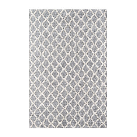 Momeni Andes Rectangular Indoor Rugs, One Size , Gray