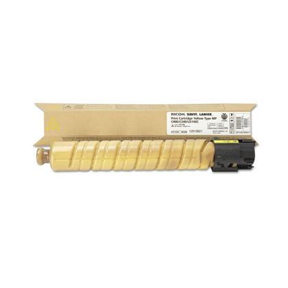 Ricoh 841298 841727 Original Yellow Toner Cartridge