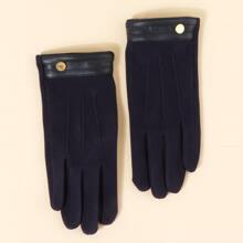 1 Paar Minimalistische Handschuhe