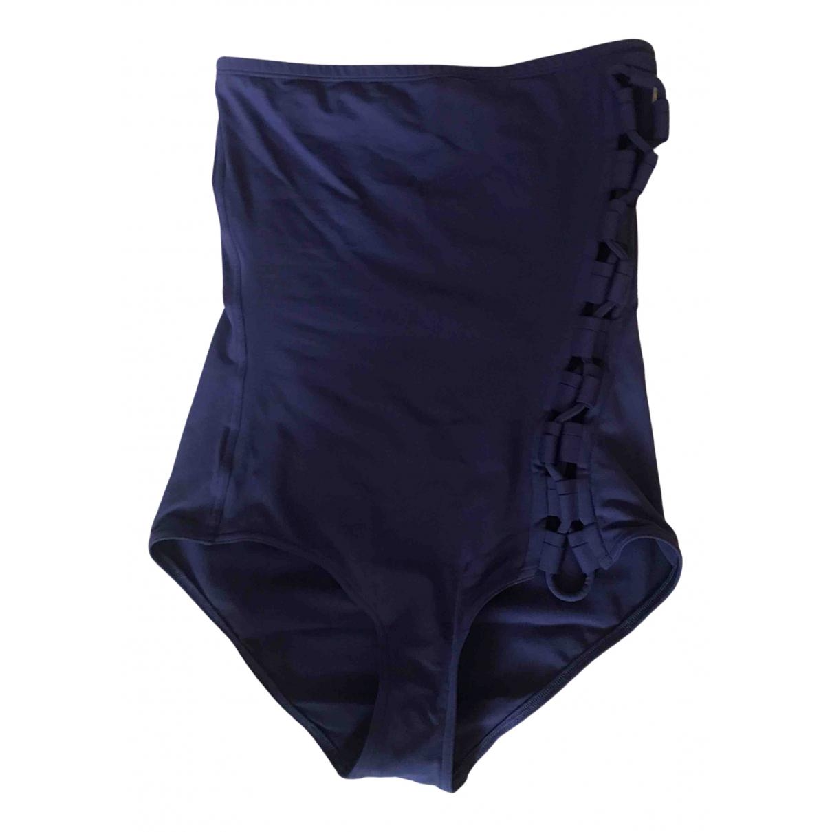 Eres \N Badeanzug in  Lila Polyester