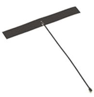 Molex 105262-0003  - Square ISM Band  Antenna, Adhesive Mount, (863  870 (ISM 868) MHz, 915  928 (ISM
