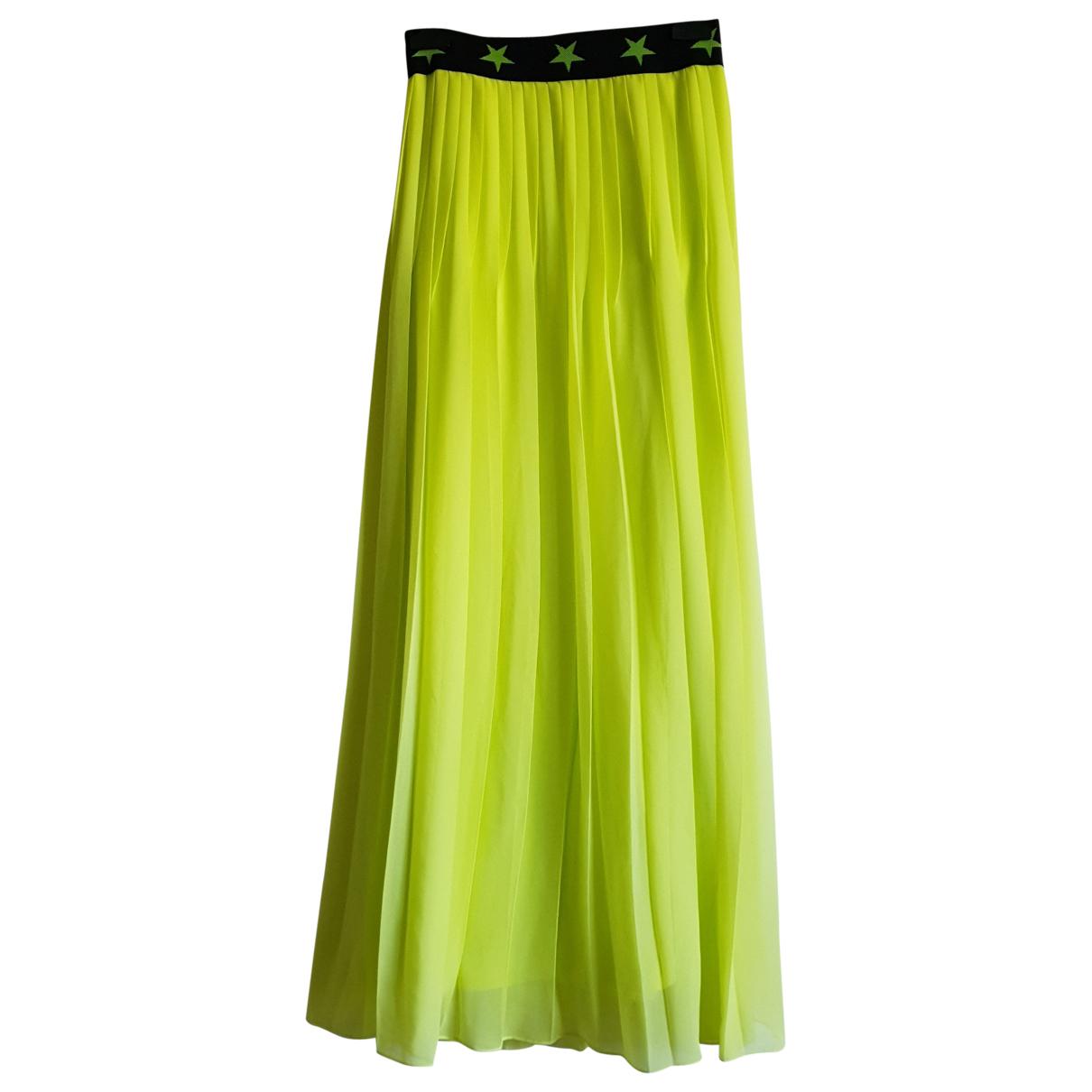 The Kooples \N Yellow skirt for Women 34 FR