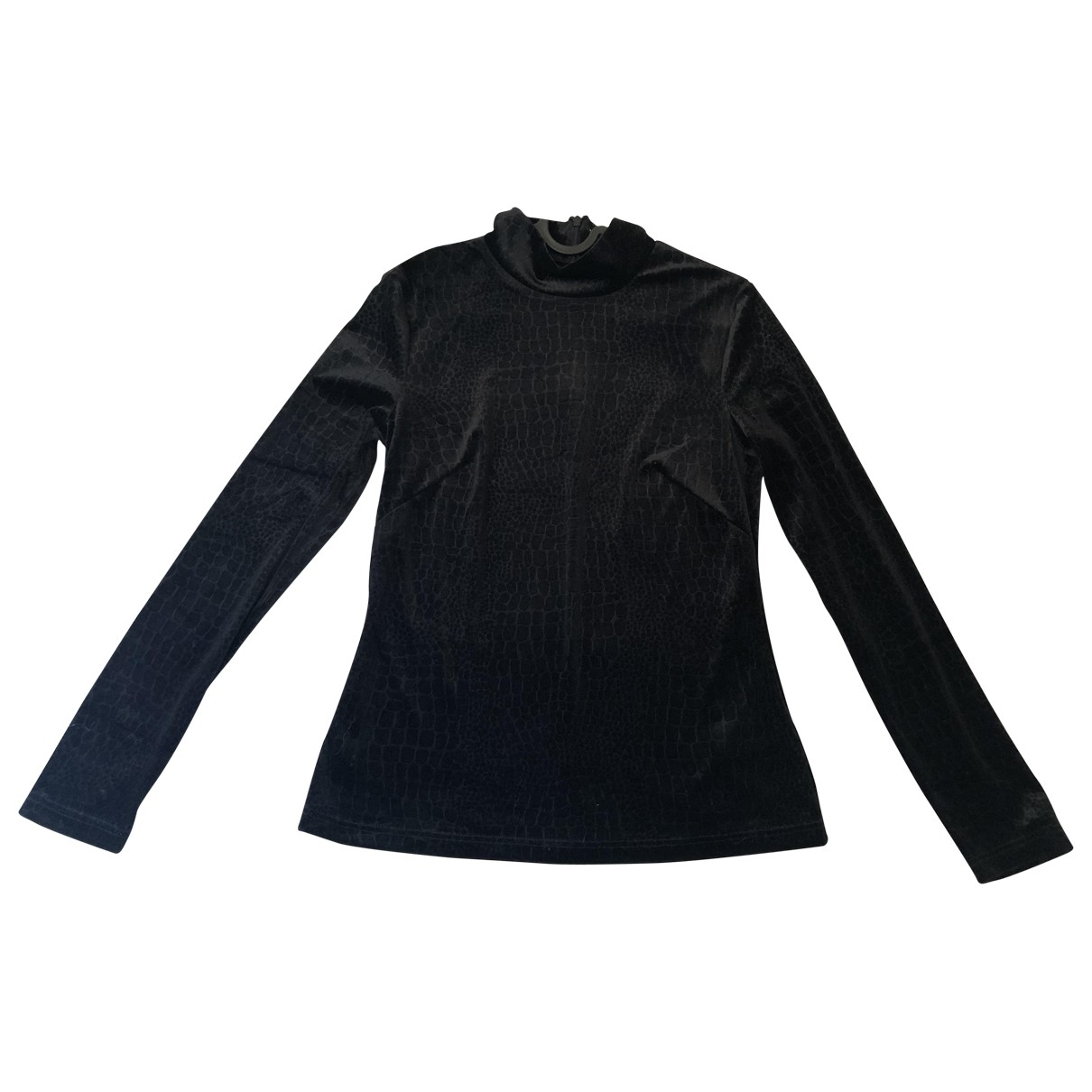 & Other Stories \N Top in  Schwarz Polyester