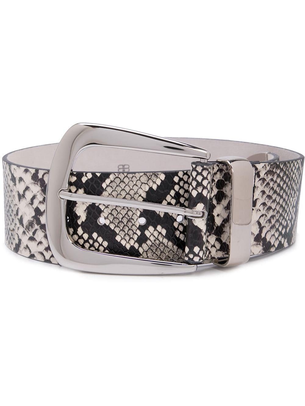 Jordana Leather Belt