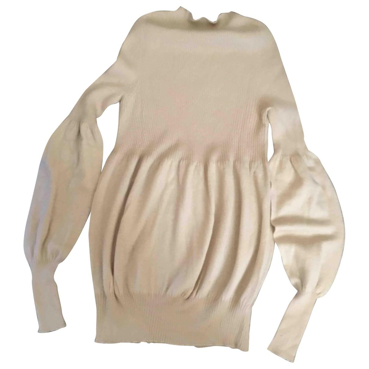 Sport Max - Pull   pour femme en laine - beige