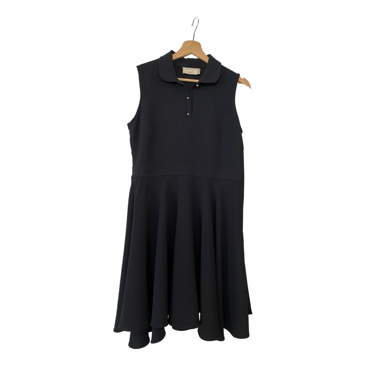 Maison Kitsune \N Navy dress for Women 38 FR