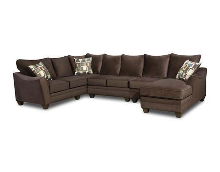 Candace Collection 183810-4041-RSFCH-SEC-FE 147.5