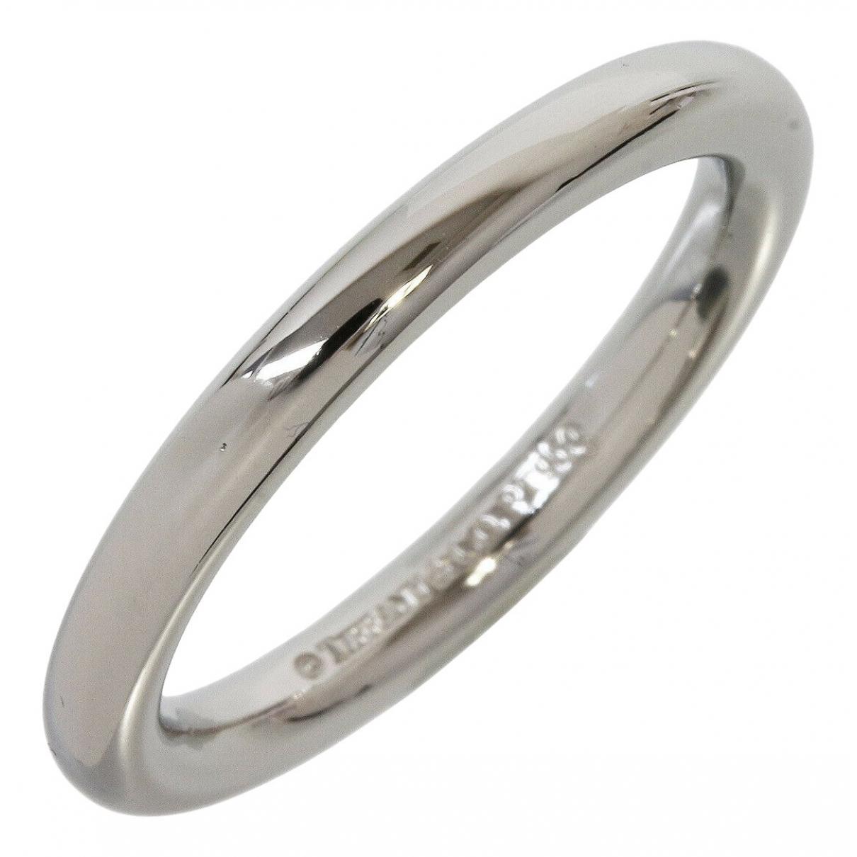 Tiffany & Co \N Ring in Platin