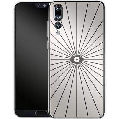 Huawei P20 Pro Silikon Handyhuelle - Big Brother von Florent Bodart
