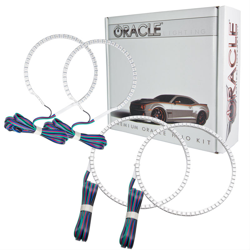 Oracle Lighting 2800-333 Toyota 4-Runner 2003-2005 ORACLE ColorSHIFT Halo Kit