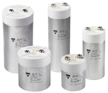 Vishay Power Factor Correction Capacitor (PFC) 420μF (4)