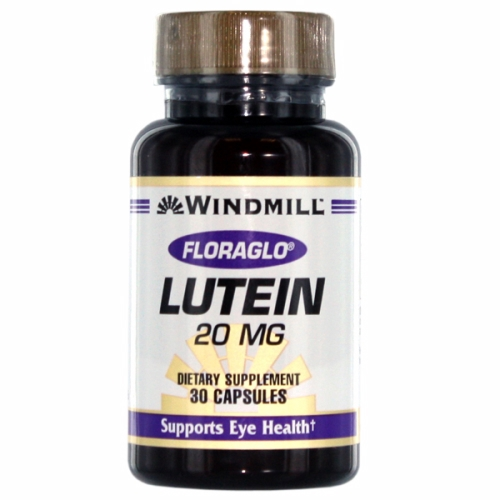 Lutein 30 Softgels by 21st Century