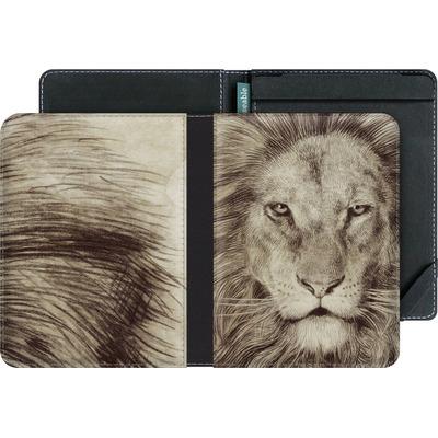 tolino vision 3 HD eBook Reader Huelle - Leo Lion von Eric Fan