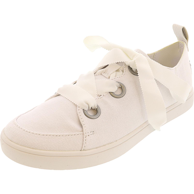 Ugg Women's Penley White Ankle-High Leather Sneaker - 6.5W