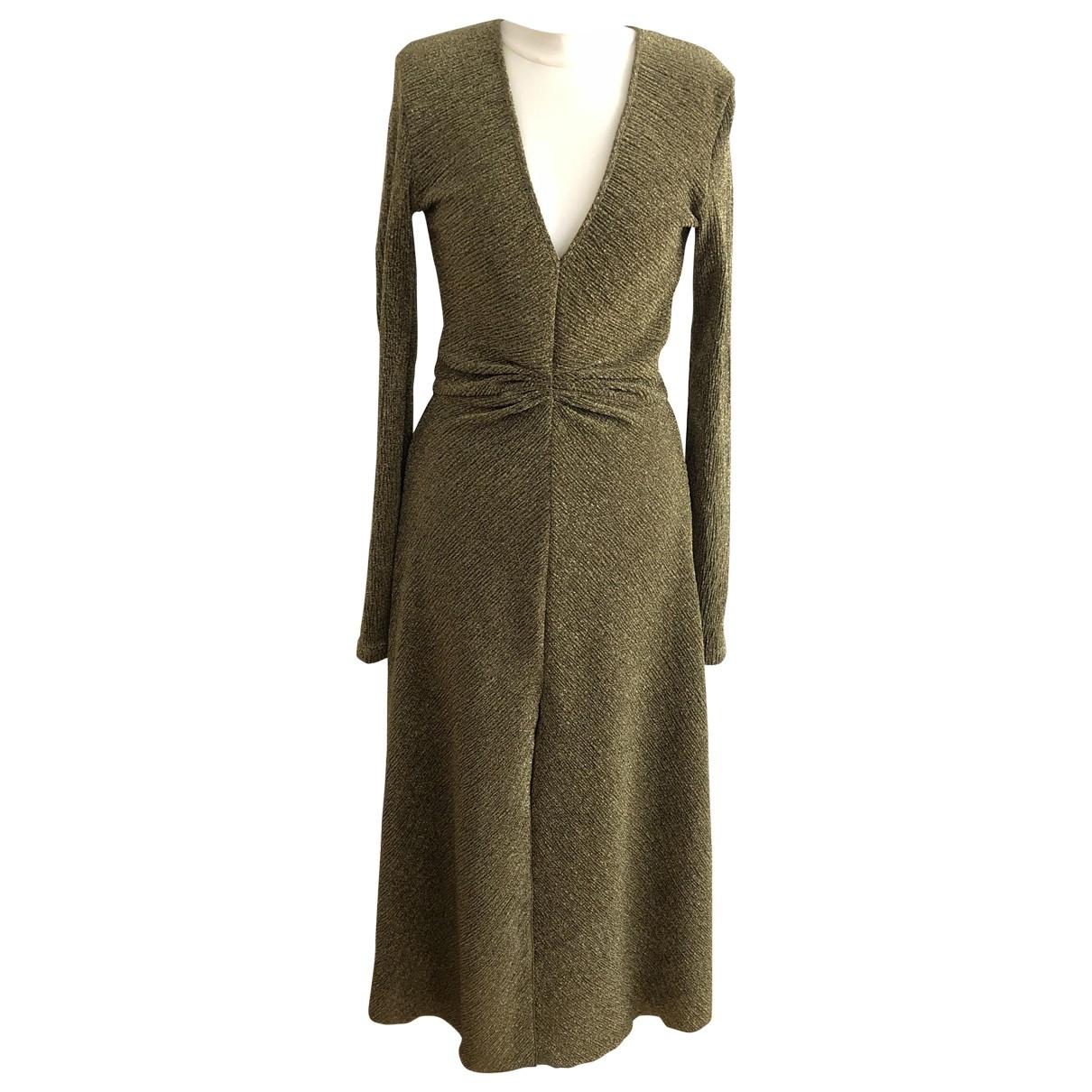 Rotate \N Khaki dress for Women S International