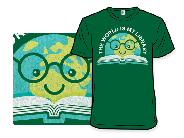 Bookish T Shirt
