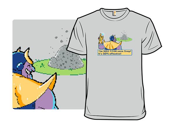 Mad Titan T Shirt