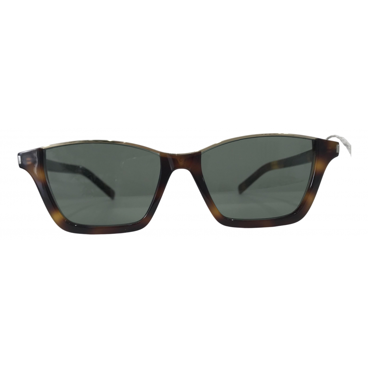 Saint Laurent N Brown Sunglasses for Women N