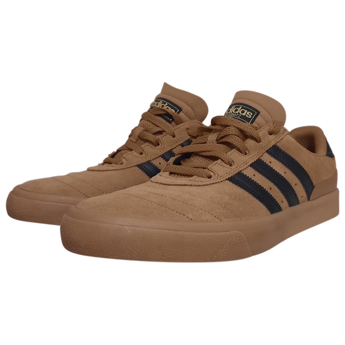 Adidas \N Sneakers in  Braun Veloursleder
