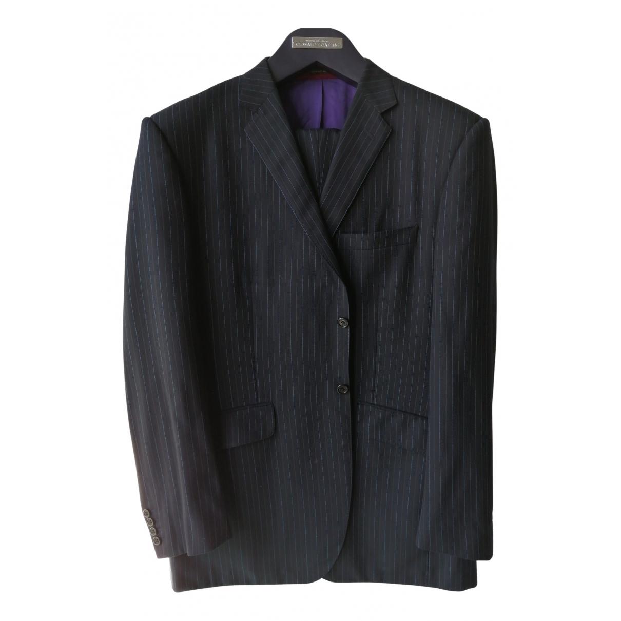 Ozwald Boateng - Costumes   pour homme en autre - noir