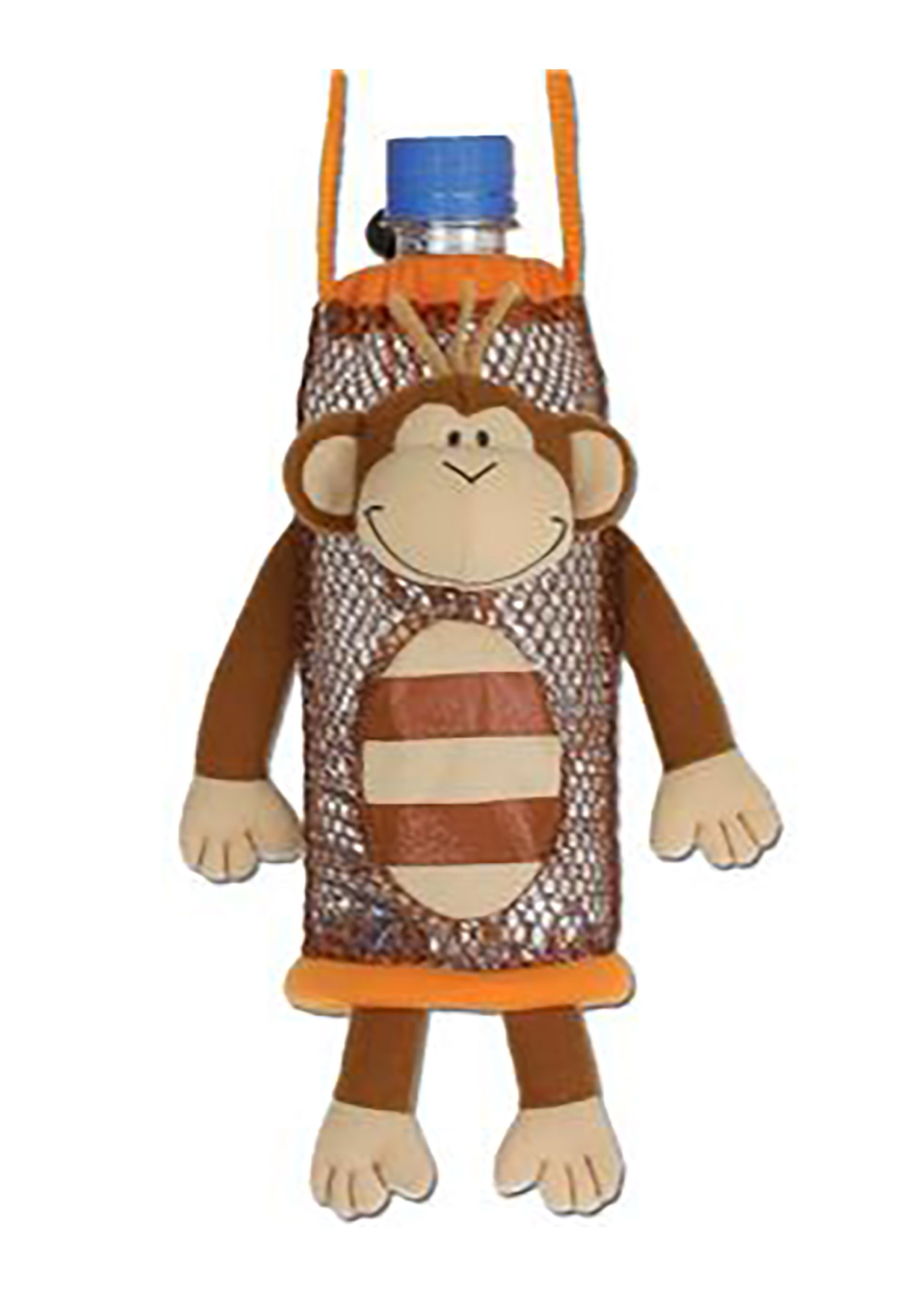 Stephen Joseph Cute Monkey Bottle Buddy