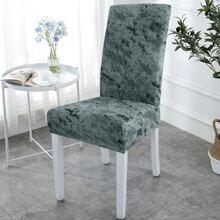 Minimalistische dehnbarer Stuhlbezug