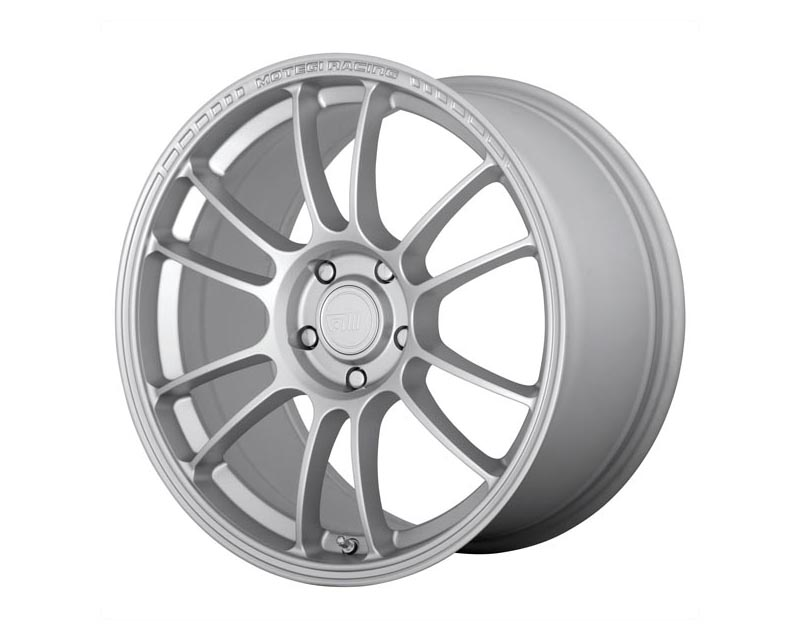 Motegi SS6 Wheel 18x8.5 5X120 35mm Hyper Silver
