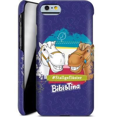 Apple iPhone 6s Smartphone Huelle - Bibi und Tina Stallgefluester von Bibi & Tina