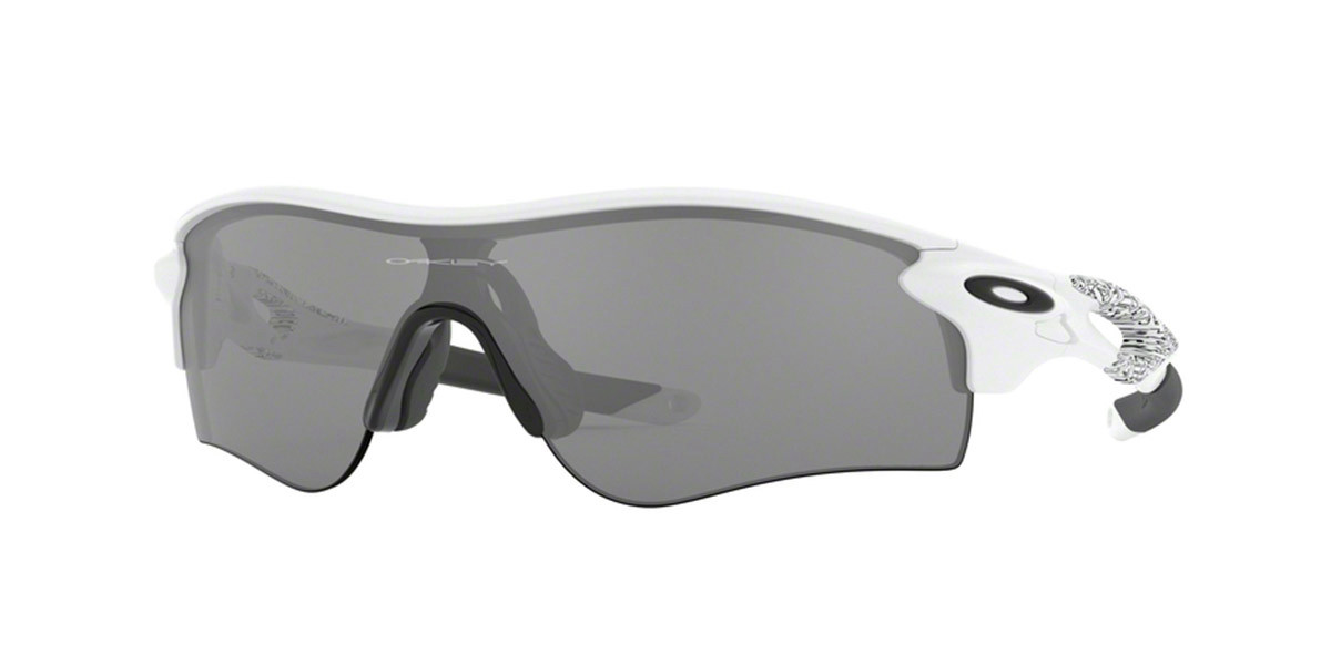 Oakley OO9206 RADORLOCK PATH Asian Fit 920602 Men's Sunglasses White Size 138