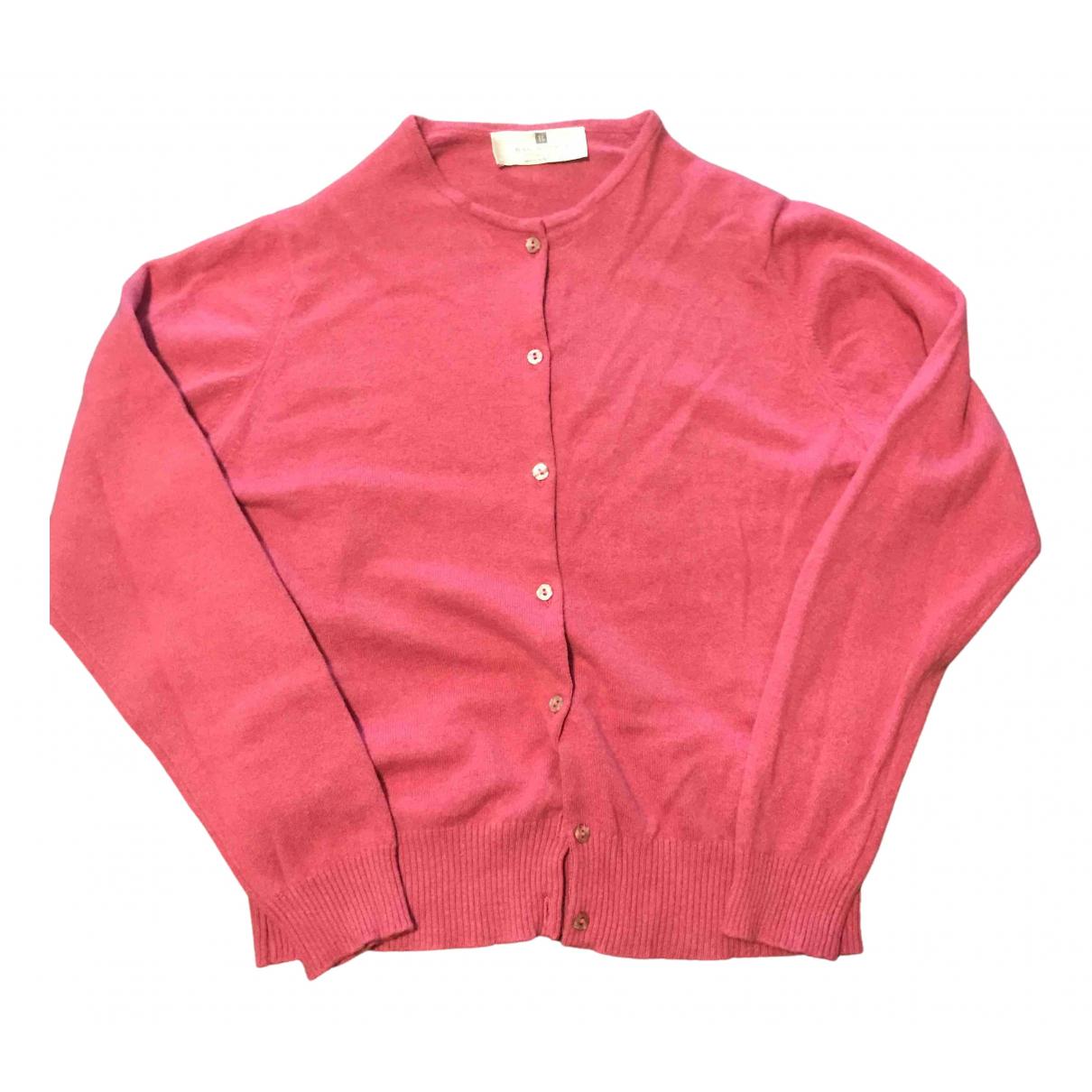 Ballantyne N Pink Cashmere Knitwear for Women M International