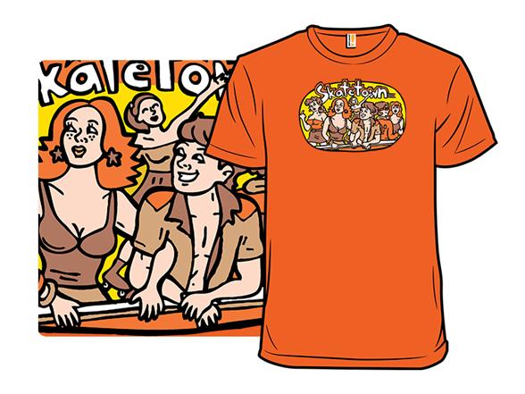 Skatetown T Shirt