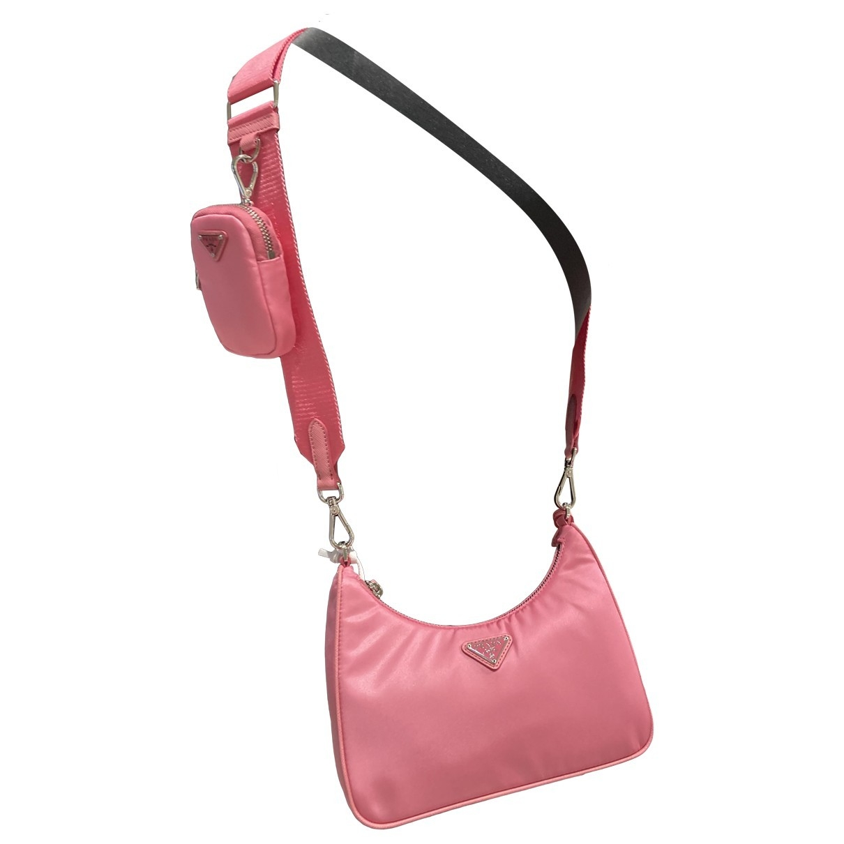 Prada Re-edition Pink handbag for Women \N