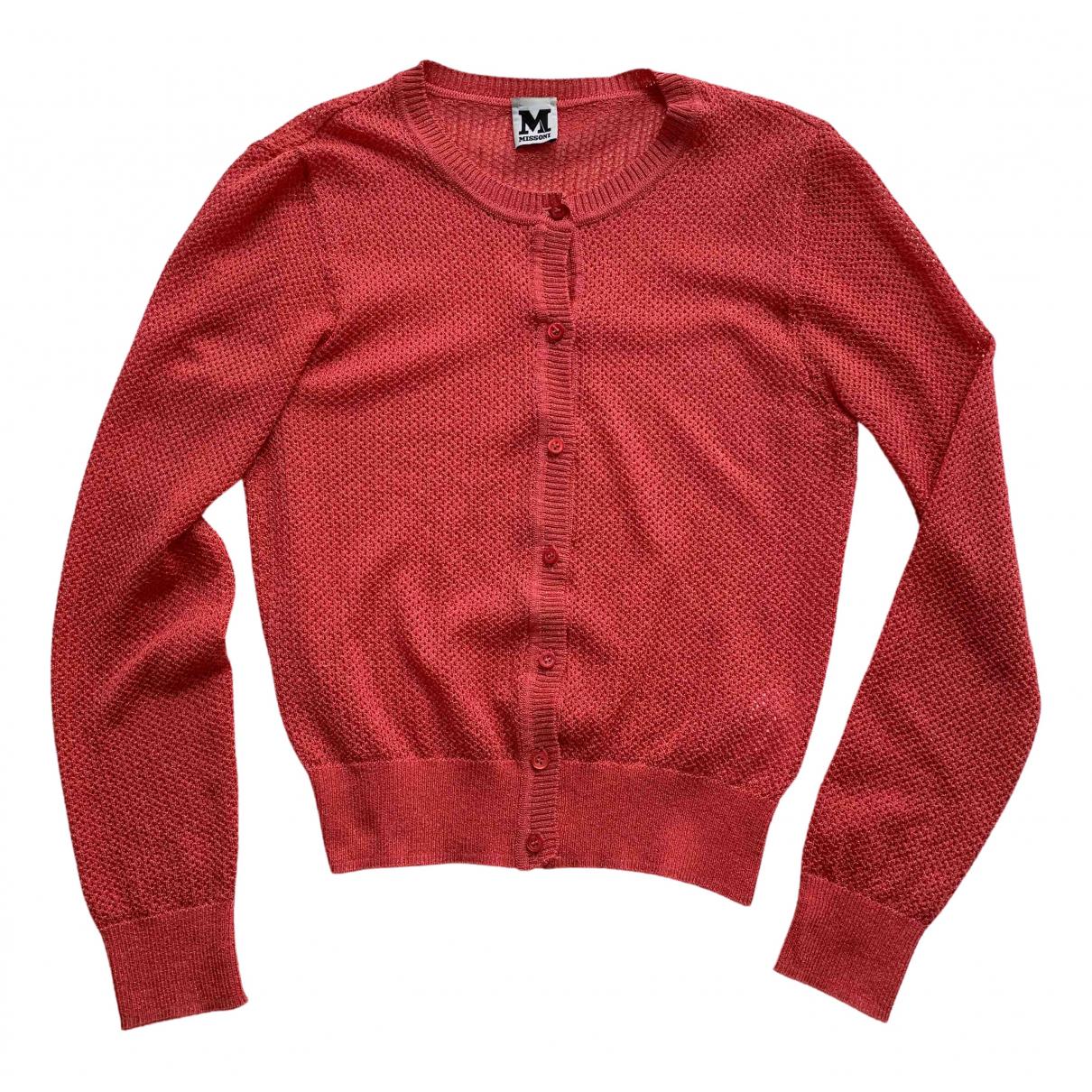 M Missoni \N Pink Knitwear for Women 40 IT