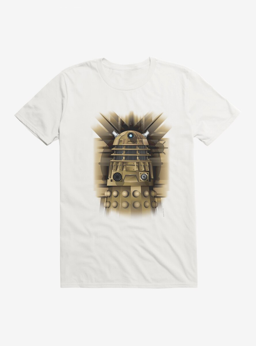 Doctor Who Dalek Forward Smudge T-Shirt