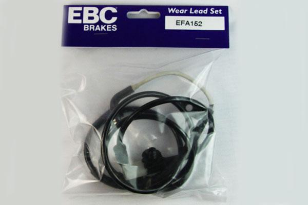 EBC Brakes EFA152 Wear Leads Front Disc Brake Pad Wear Sensor FMSI D1098 Land Rover Range Rover Sport Front 2007-2009