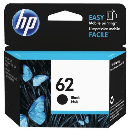 HP 62 C2P04AN cartouche d'encre originale noire