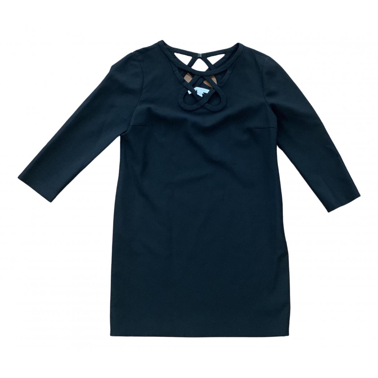 Diane Von Furstenberg \N Black dress for Women L International