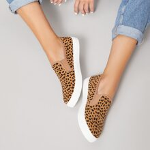Leopardenmuster  Sneakers