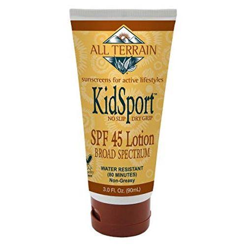 KidSport SPF45 Sun Lotion 3 Oz by All Terrain