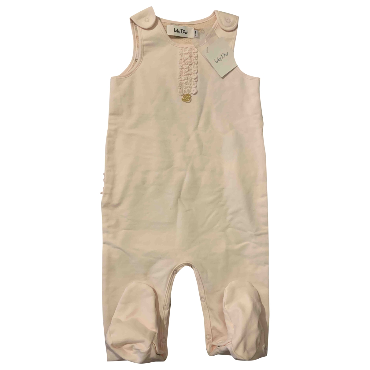 Dior \N Pink Cotton Outfits for Kids 12 months - up to 74cm FR