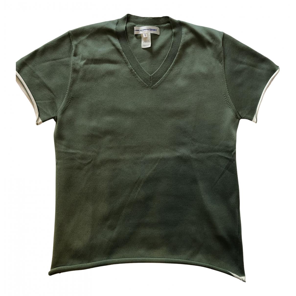 Comme Des Garcons - Tee shirts   pour homme - vert