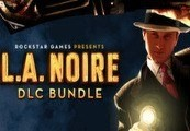 L.A. Noire DLC Bundle EU Steam CD Key