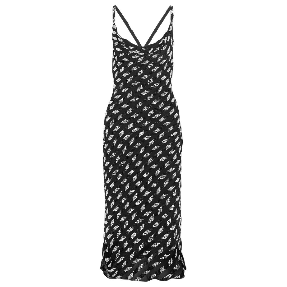 Cushnie Et Ochs - Robe   pour femme en soie - noir