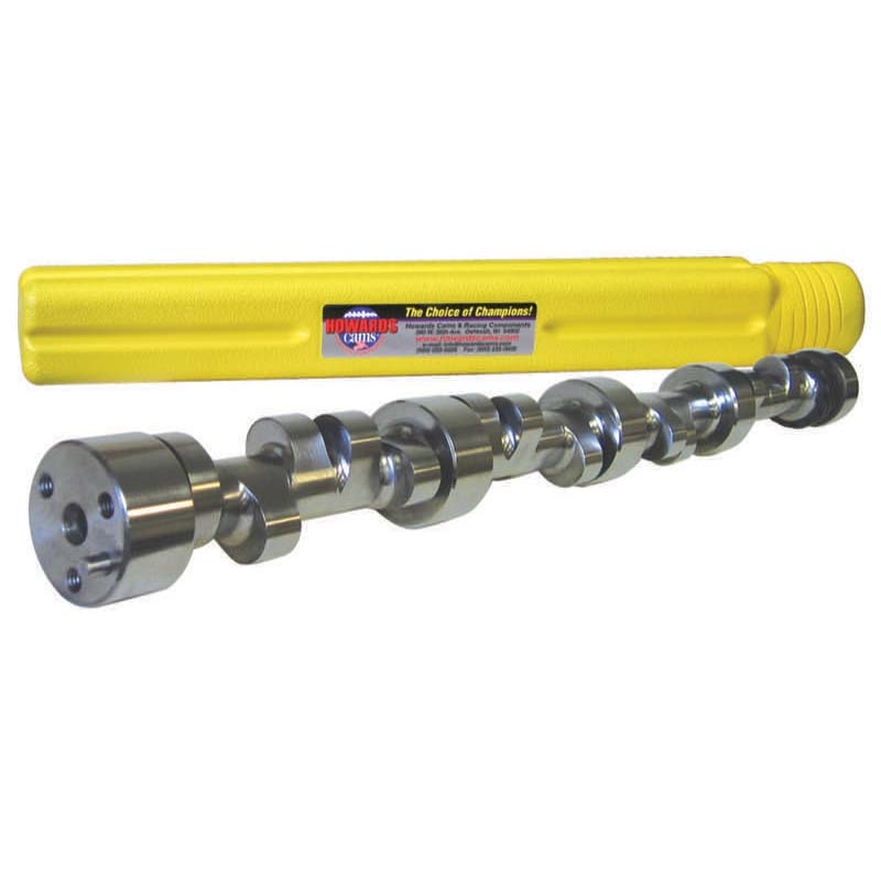 Mechanical Roller Big Bottle Cams - Nitrous Oxide Camshaft; 1955 - 1998 Chevy 262-400 4400 to 8600 Howards Cams 110513-14S 110513-14S